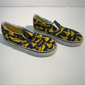 Kids yellow submarine vans